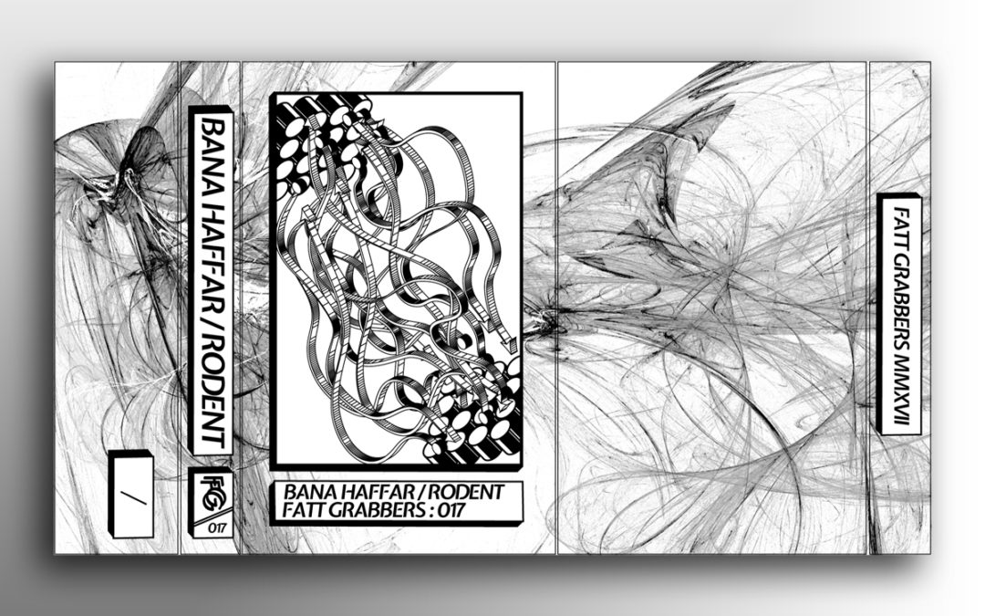 FG017: BANA HAFFAR / RODENT SPLIT CASS. 2ND EDITION