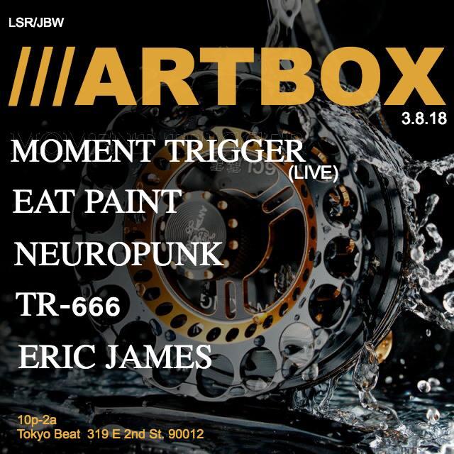 3.8 ARTBOX W/ MOMENT TRIGGER
